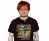 Chart Topper Ed Sheeran joins THTC's crusade to promote Ethical Fashion.
